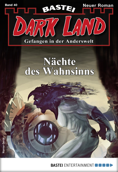 Dark Land 40 - Horror-Serie  - Logan Dee - eBook