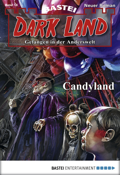 Dark Land - Folge 018  - Logan Dee - eBook