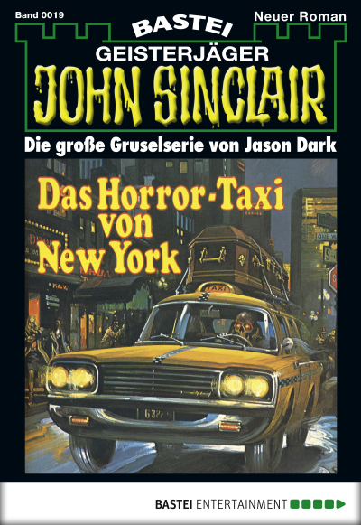 John Sinclair - Folge 0019  - Jason Dark - eBook