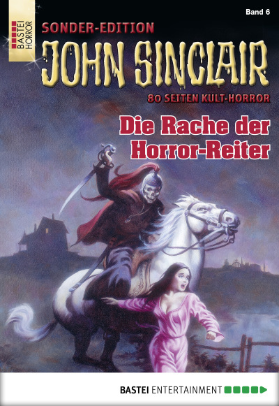 John Sinclair Sonder-Edition - Folge 006  - Jason Dark - eBook