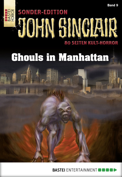 John Sinclair Sonder-Edition - Folge 009  - Jason Dark - eBook
